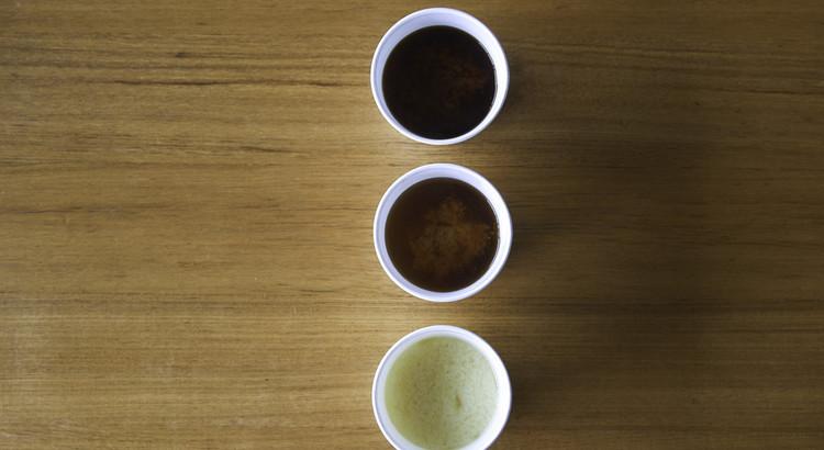 3種のMISO SOUP