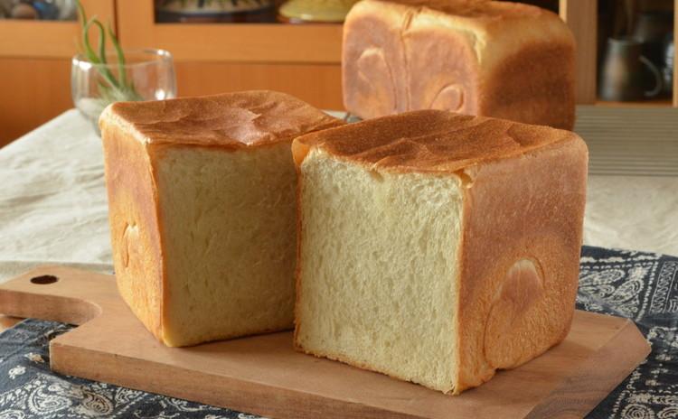 ふんわりしっとり!自家製りんご酵母食パン こだわりランチ付き