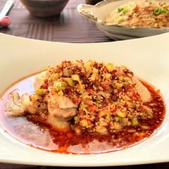 よだれ鶏~大人気の四川料理四品