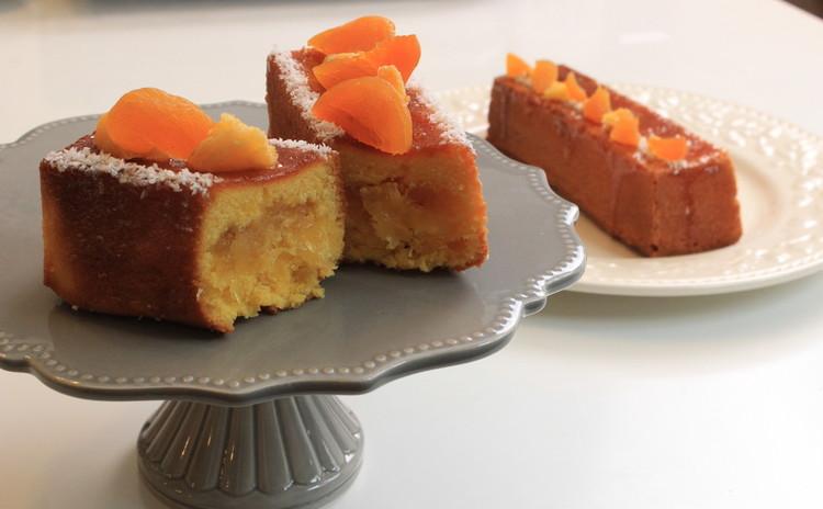 cake tropic ~マンゴーとパイナップルのケーク