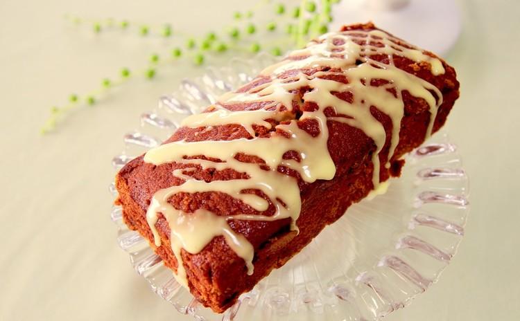 濃厚キャラメルパウンドケーキ!