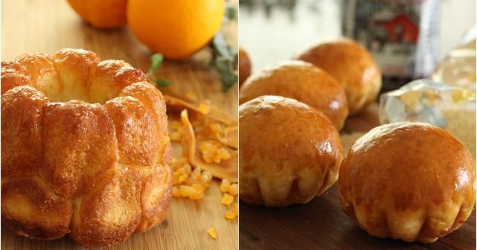 ちょっぴりこねるだけでしっとりパン!「マンゴー&オレンジ」「オランジュ