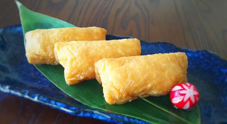 いなり寿司(実習)
