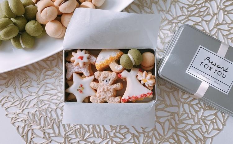 焼き菓子&フルーツアイシングクッキーレッスン♪