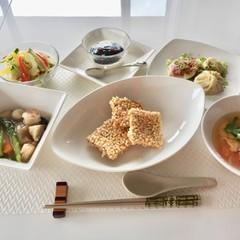 【スイーツorお土産付】皮から手作り焼き小籠包 海鮮おこげ台湾メニュー