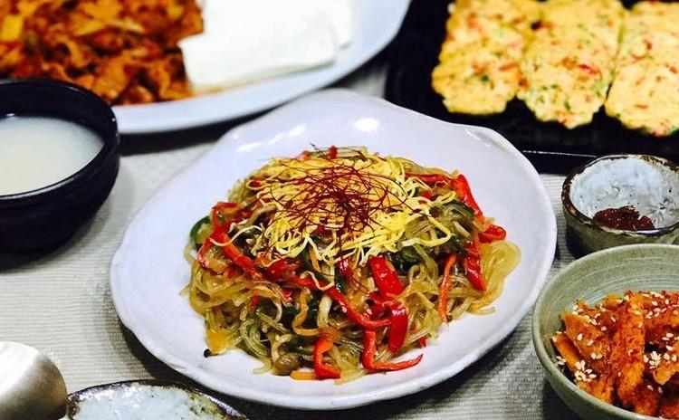 ~お野菜たっぷり、夏の身体においしい韓国料理ワークショップ~