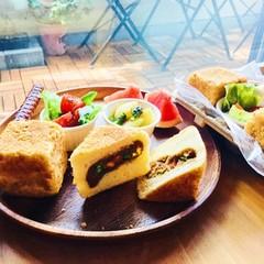 【東京開催】天然酵母で四角い焼きカレーパン