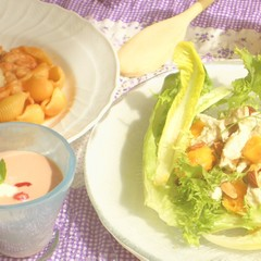 夏のイタリアン 〜ビタミンチャージで暑さに打ち勝つ身体を作る〜