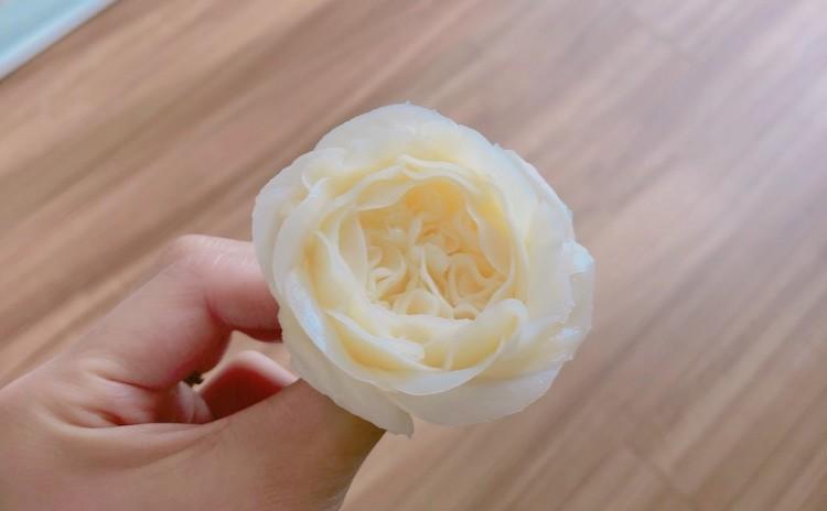 透明感のあるバタークリームレシピ