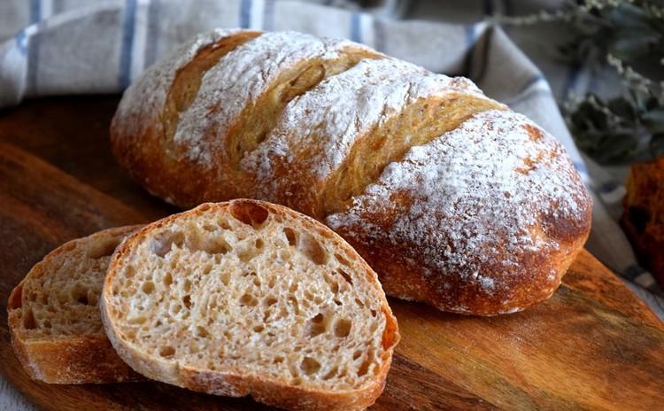 スペルト小麦のパン・コンプレ