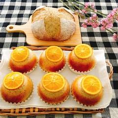 [日程追加]紅茶酵母カンパーニュと紅茶&オレンジ