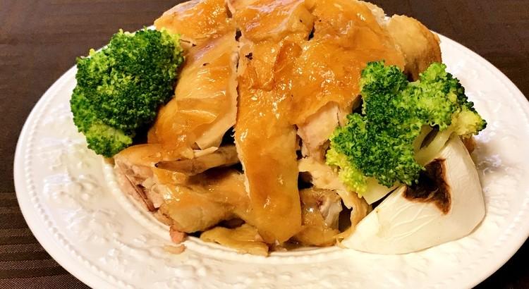 海南鶏(焼きタイプ)