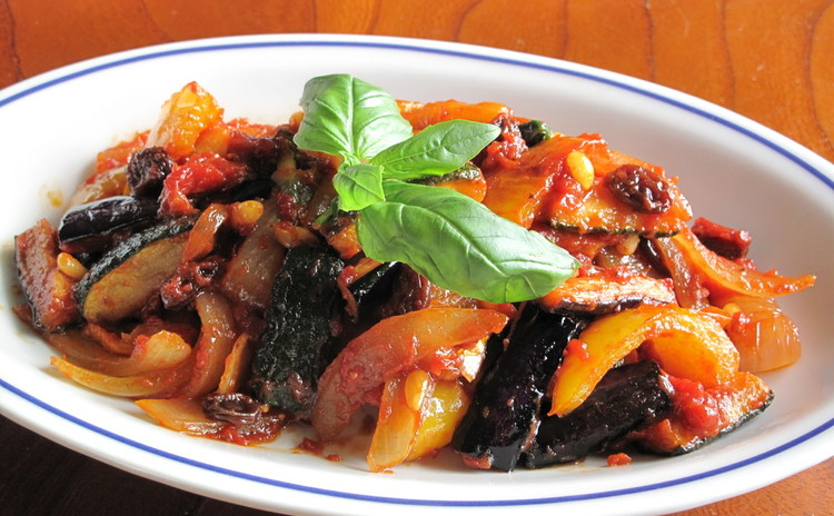 お家でできるシンプルで美味しいシチリア料理