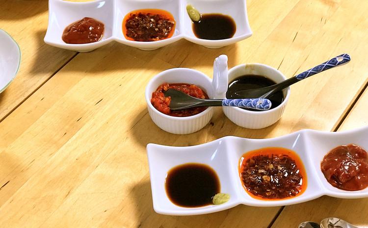 海南鶏飯のタレ