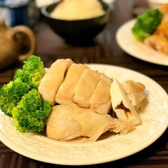 お洒落な海南鶏飯を家でおもてなし☆本場のアジアンカフェ料理5品