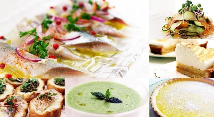 鰯の手開き~スペイン料理:ボケロネス・レモンタルト他✿お土産付