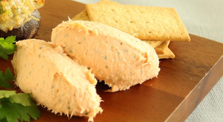 ハマる味!簡単手作り♥鮭のリエット