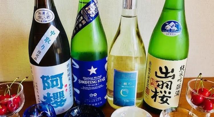 ①日本酒の基礎知識(人気銘柄について)