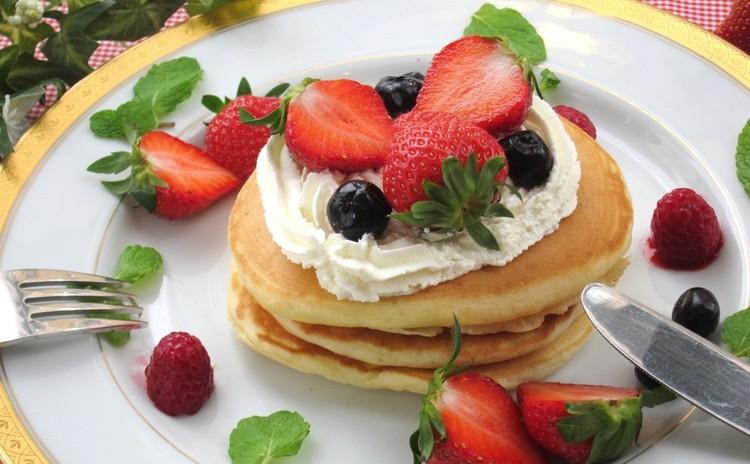 天然酵母でしっとりふわふわ!とびっきりのハワイアンパンケーキ3種!