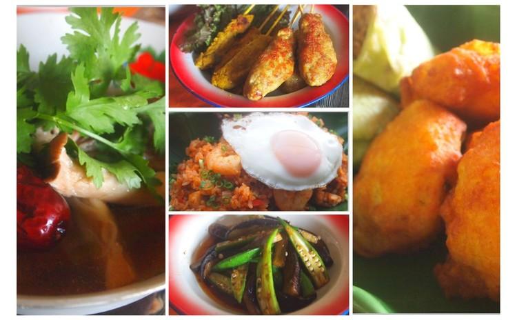 暑い夏に向けて一足先に滋養強壮!マレーシア料理で薬膳ランチ