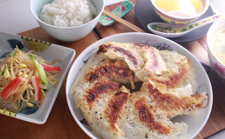 嫁活【ヨメカツ】 料理教室♪中華の基本「ぎょうざ」