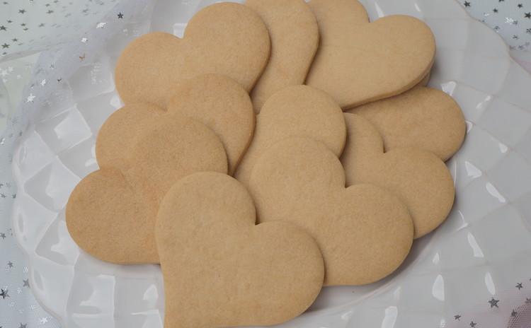 アイシングクッキー に適した美味しいクッキー作り