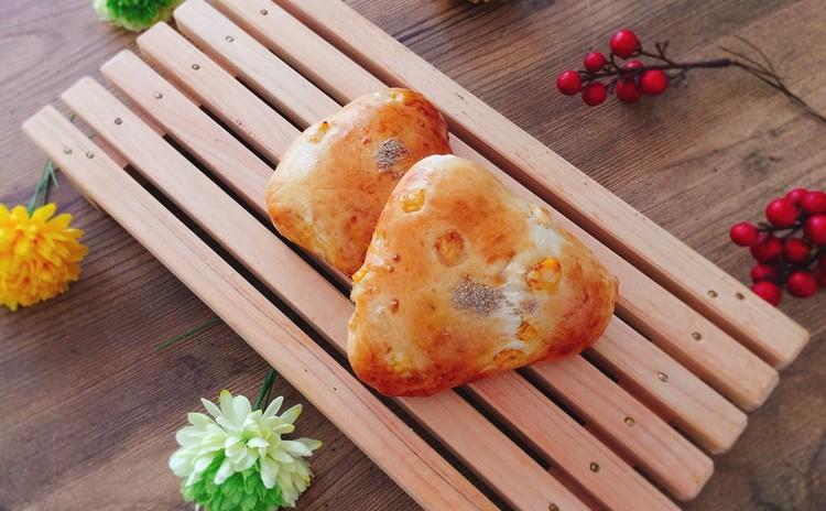 夏の薫りもろこしパン