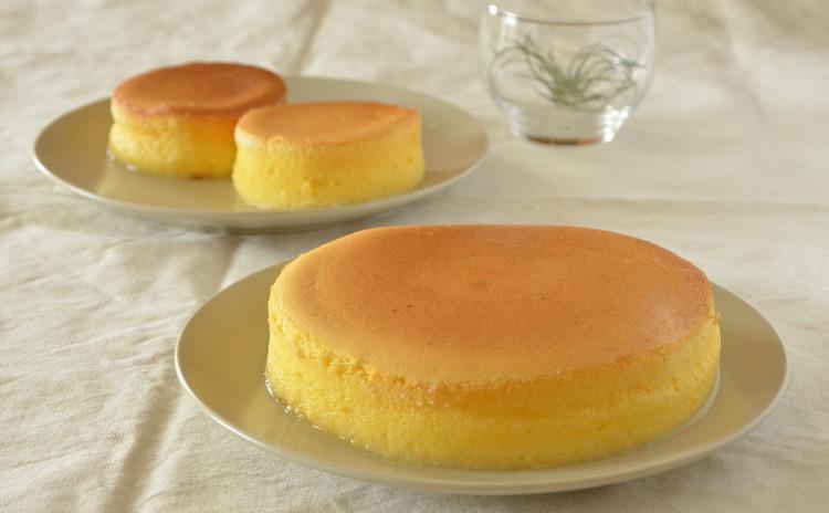 【リクエスト】ふわふわなめらか! スフレチーズケーキ
