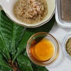 自分にご褒美!体を労る究極の自然食、炒り玄米のお粥と食べ物でのお手当!