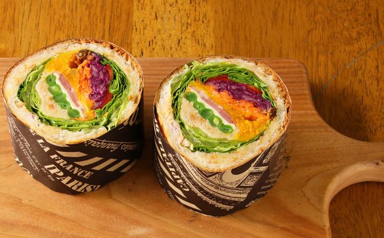 【お土産付き】秋の味覚を楽しむ♪2種のアートウィッチとおもてなし料理