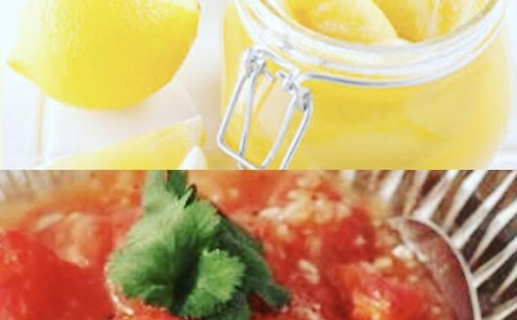 塩レモン&トマト塩麹で抗酸化!美肌、疲れ知らずに!