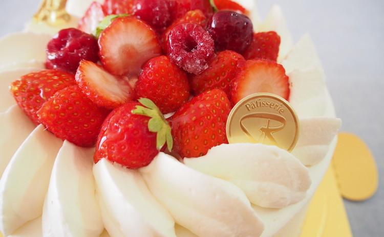 【パテシエールが教える】【マンツーマン】フルーツショートケーキ