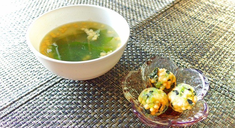 中華スープの実