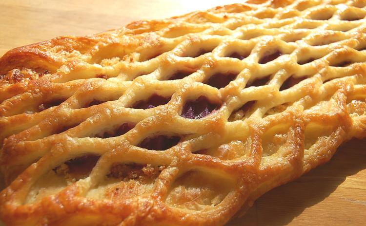 【プロが教える】『ブルーベリーのパイ』極上の折込パイ