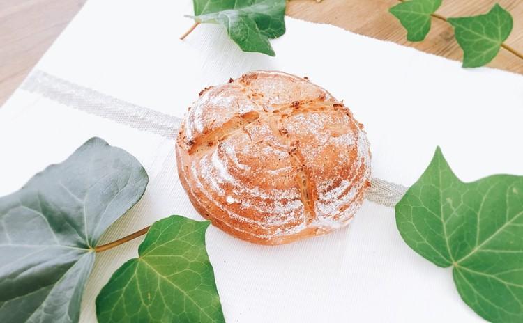 玄米粉カンパーニュ