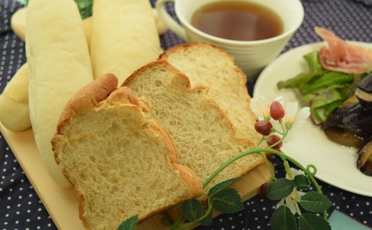 【真夏のアフターヌーンティー】ミルクステックパン&グラハムブレッド♡