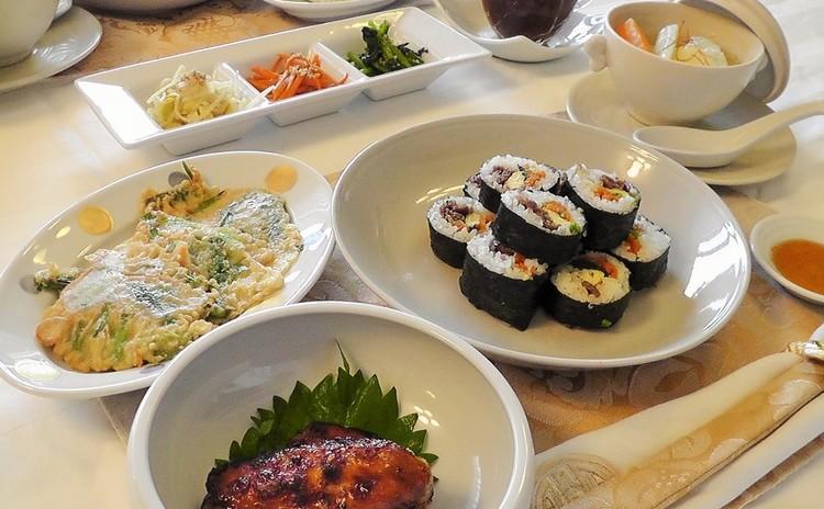野菜たっぷり韓国料理(^^♪絶品焼肉タレを使ったメニューを楽しもう‼