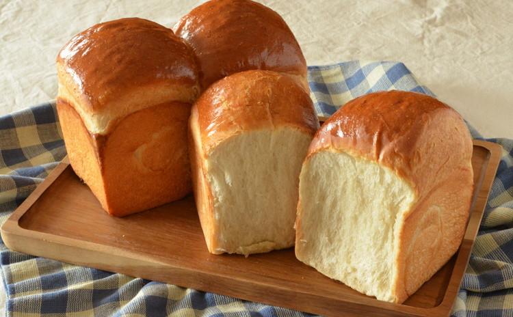 自家製酵母ルヴァンリキッドで作るパンドミ こだわりランチ付き