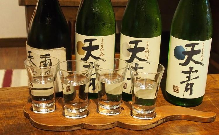 酒蔵見学つき!天青×イタリアンの会@茅ケ崎「熊澤酒造」