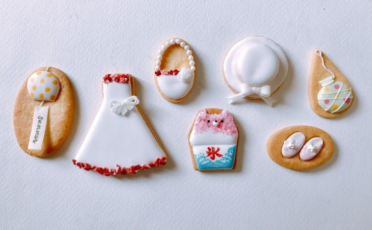 夏休みアイシングクッキー!親子、ご兄妹ペアレッスン♪