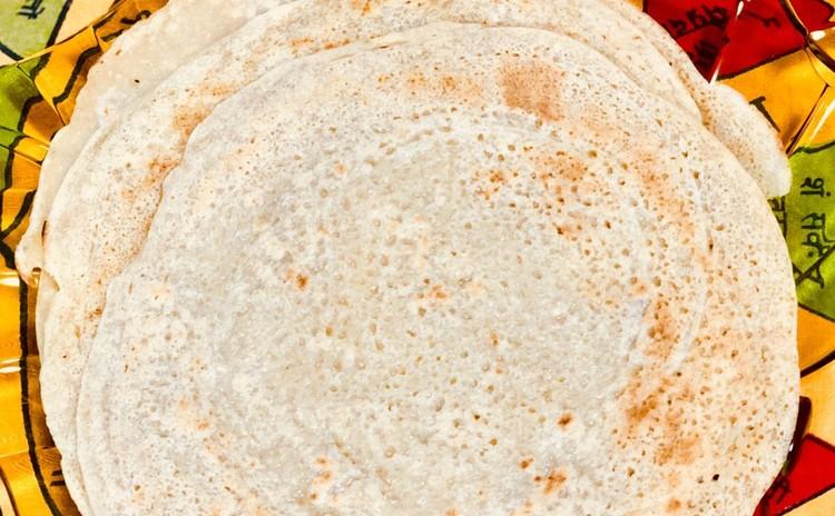 少ないスパイスで簡単本格的インドカレーとグルテンフリーのチャパティ