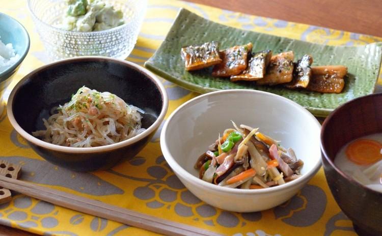 【追加開催】*秋の和食*旬のお魚の蒲焼き&根菜たっぷりヘルシー献立♪