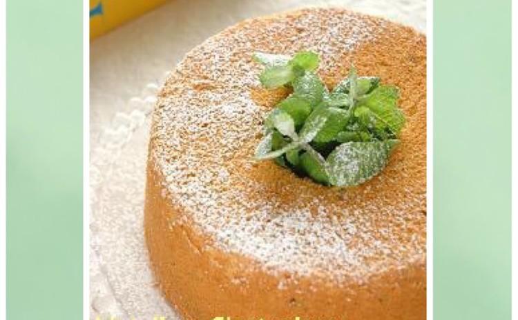 夏を楽しむ焼菓子3種♪ 米粉シフォン、米粉ケークサレ、ミントチュイール