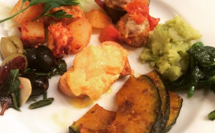 イタリア各地の郷土料理で学ぶ 秋のアンティパスと手打ちパスタの会