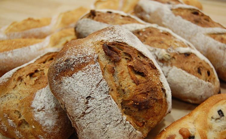 【プロが教える】ドイツ産天然酵母が香る『無花果とクルミのライ麦パン』