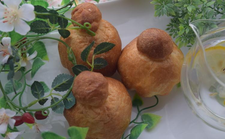 ふわふわの黒糖ブレッド&リッチブリオッシュ(*´▽`*) 【お土産パン&ランチ付き】