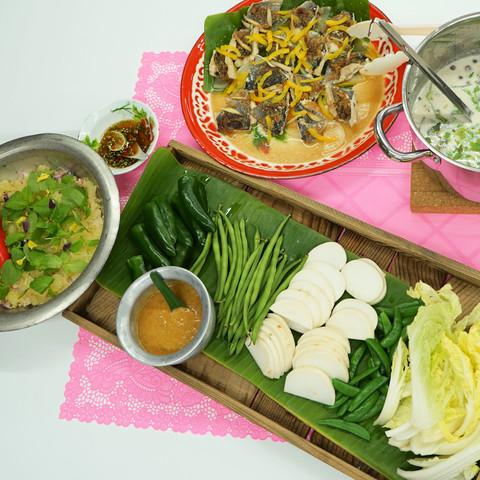 甘酒を使った発酵タイ料理(講師:アベクミコさん)