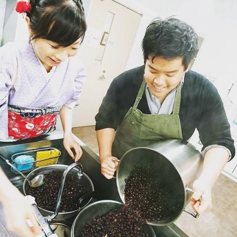 黒豆玄米麹味噌