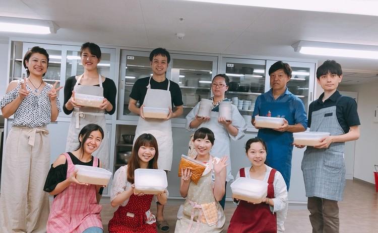 麦味噌作り体験教室【初めて味噌作りをする方にオススメ講座】
