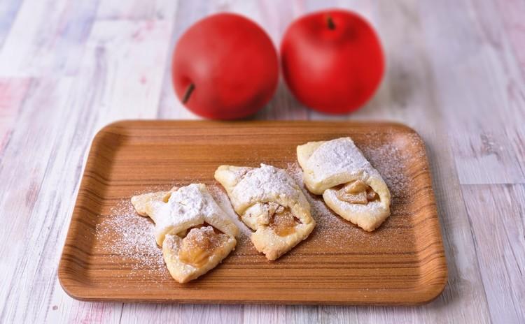 りんごのクッキー